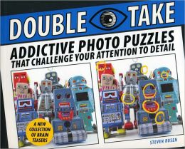 Double Take: Addictive Photo Puzzles that Challenge Your Attention to Detail