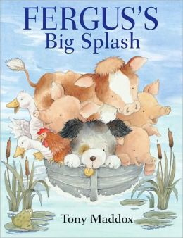 Fergus's Big Splash
