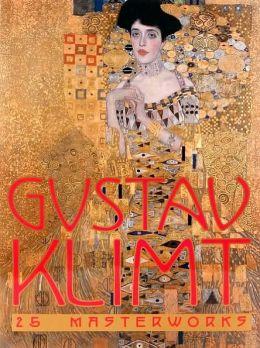 Gustav Klimt: 25 Masterpieces