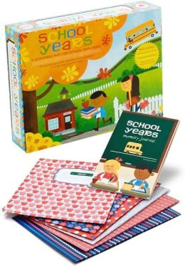 School Years: A Keepsake Box for School Memories