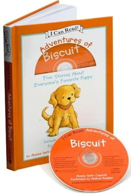 Adventures of Biscuit with CD (An I Can Read Book)