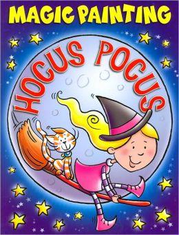 Hocus Pocus (Magic Painting)