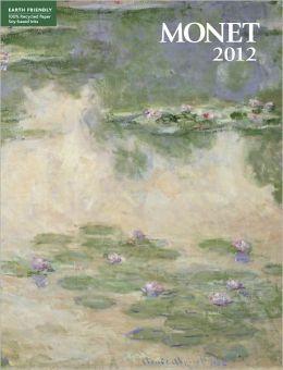 2012 Monet Engagement Calendar