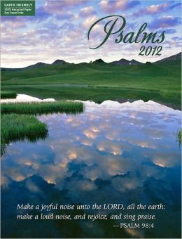 2012 Psalms Engagement Calendar