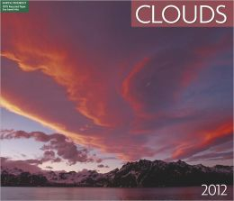 2012 Clouds Wall Calendar