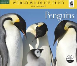 2012 Penguins WWF Wall Calendar