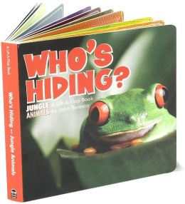 Who's Hiding? Jungle Animals