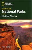 Book Cover Image. Title: Guide to the National Parks of the United States (5th Edition), Author: National Geographic