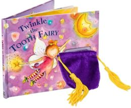 Twinkle the Tooth Fairy (Glitter Charm Book)