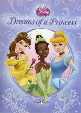 Dreams Of A Princess (Jumbo Coloring Books)