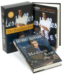 The Bourdain Box: Kitchen Confidential & Medium Raw
