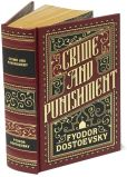 Book Cover Image. Title: Crime and Punishment (Barnes & Noble Collectible Editions), Author: Fyodor Dostoevsky