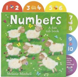 Numbers (Fun Tab Book)