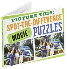 Picture This: Spot-the-Difference Movie Puzzles