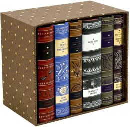 Classic Novels Boxed Set (Barnes & Noble Leatherbound Classics Series)