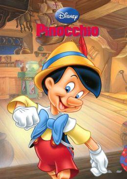 Pinocchio (New Disney Classics)