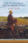 Book Cover Image. Title: Adventures of Huckleberry Finn (Barnes & Noble Signature Editions), Author: Mark Twain
