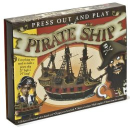 Pirates (Press Out and Build)
