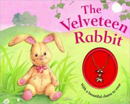 Glitter Charm Book - The Velveteen Rabbit