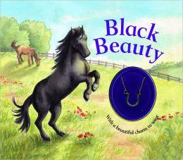 Black Beauty (New Glitter Charm Book)