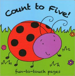 Count to Five! (Bobbly Books)