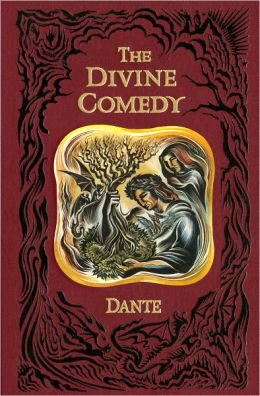 The Divine Comedy (PagePerfect NOOK Book)