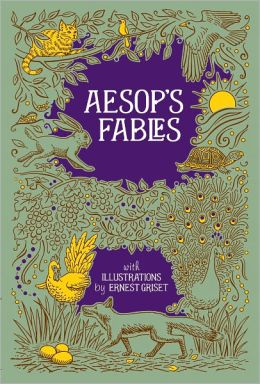Aesop's Fables: Illustrated Edition (Fall River Press Edition) (PagePerfect NOOK Book)