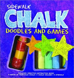 Sidewalk Chalk Kit