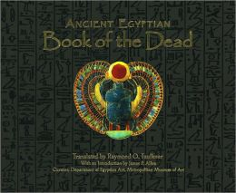 Ancient Egyptian Book of the Dead (PagePerfect NOOK Book)