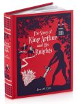 Book Cover Image. Title: The Story of King Arthur and His Knights (Barnes & Noble Leatherbound Classics), Author: Howard Pyle