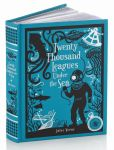 Book Cover Image. Title: Twenty Thousand Leagues Under the Sea (Barnes & Noble Collectible Editions), Author: Jules Verne