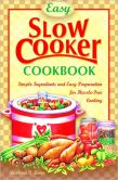 Book Cover Image. Title: Easy Slow Cooker Cookbook, Author: Cookbook Resources