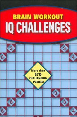 Brain Workout IQ Challenge