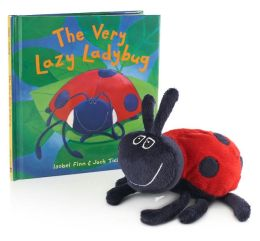Very Lazy Ladybug (Book and Plush)