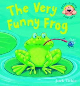 Very Funny Frog (Pop-Up)