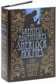 Book Cover Image. Title: The Greatest Adventures of Sherlock Holmes, Author: Arthur Conan Doyle