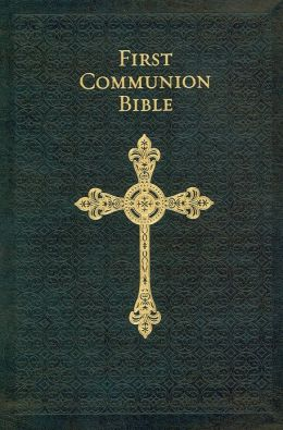 First Communion Bible (Blue)
