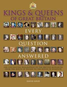 Kings & Queens of England: Every Question Answered
