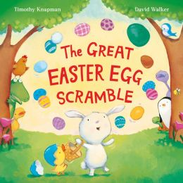 Great Easter Egg Scramble