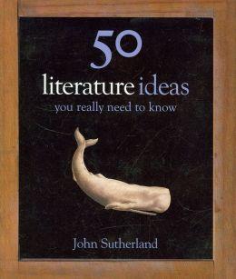50 Literature Ideas