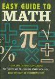 Book Cover Image. Title: Easy Guide to Math, Author: SparkNotes
