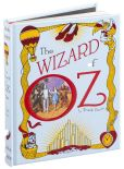 Book Cover Image. Title: The Wizard of Oz (Barnes & Noble Collectible Editions), Author: L. Frank Baum