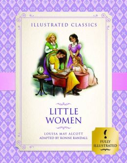 Little Women (Illustrated Classics for Children)