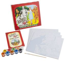 Wizard of Oz Paint-by-Number Kit