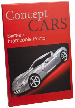Concept Cars Poster Box