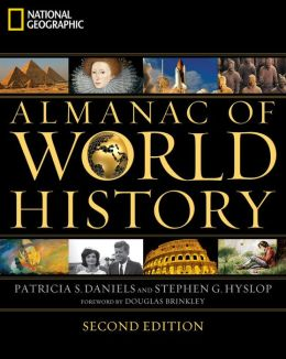 Almanac of World History