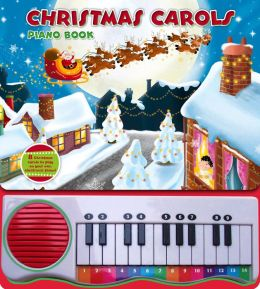 Christmas Carols Piano Book