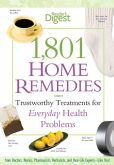 Book Cover Image. Title: 1801 Home Remedies, Author: Reader's Digest