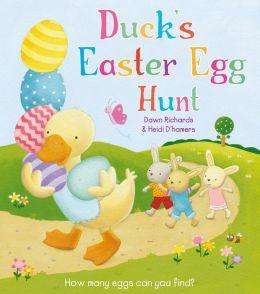 Duck's Easter Egg Hunt