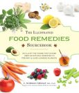 Book Cover Image. Title: Illustrated Food Remedies Sourcebook, Author: C. Norman Shealy